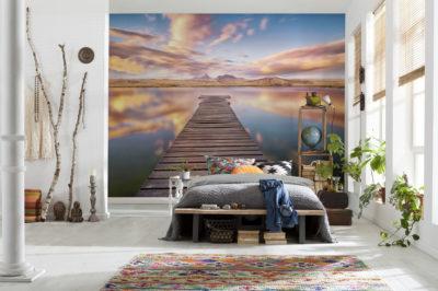 Фотообои в дизайне домашнего интерьера