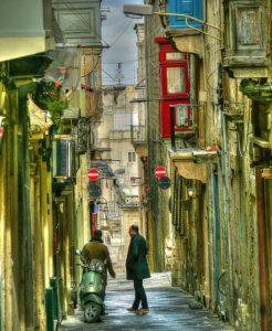 Strada Stretta, Valletta, Malta
