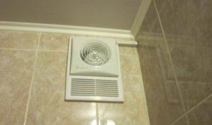 Настенный вытяжной вентилятор