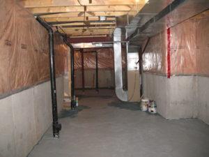 Подвал дома. Причины для ремонта